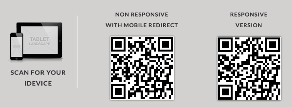 Scan for iDevice